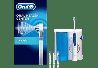 Irrigador - Oral-B OxyJet MD20, 600ml, Control nivel de presión del agua
