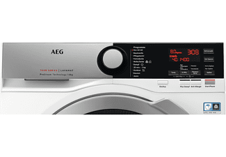 AEG L7FE75685 Waschmaschine (8 kg, 1600 U/Min., C)