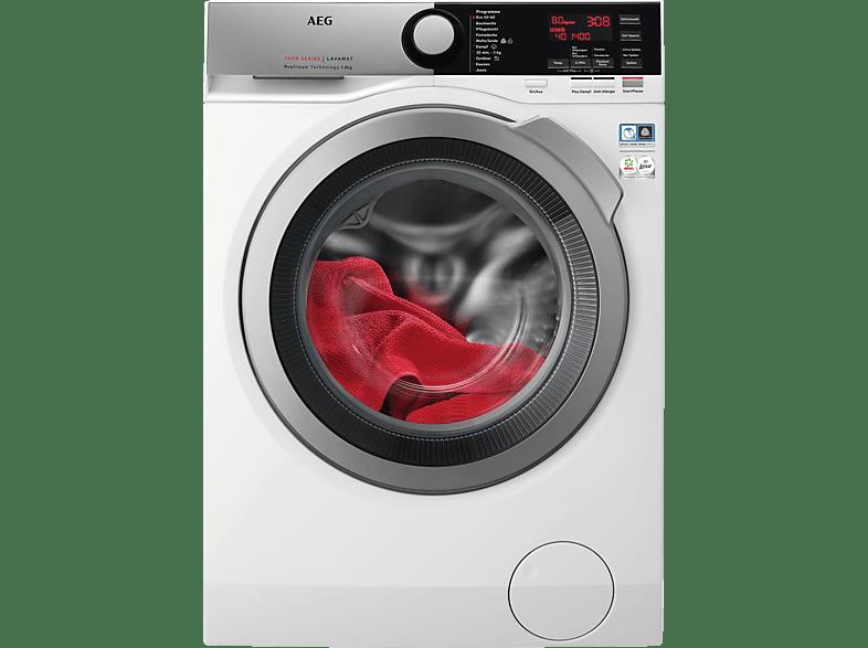 Image of AEG L7FE75685 Waschmaschine (8 kg, 1600 U/Min., C)