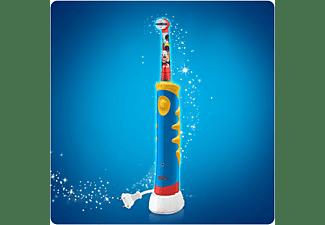 Cepillo Eléctrico - Oral-B VITALITY Mickey Mouse Ideal para niños, Recargable, Azul