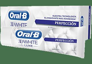 Pasta de dientes - Oral-B 3D White Luxe, Blanqueamiento