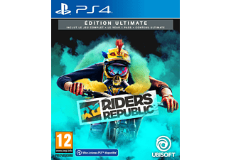 Riders Republic Ultimate Edition NL/FR PS4