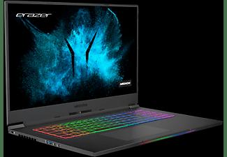 MEDION ERAZER® Beast X10 (MD61951), Gaming Notebook mit 17,3 Zoll Display, Intel® Core™ i7 Prozessor, 16 GB RAM, 1 TB SSD, GeForce® RTX 2070, Schwarz