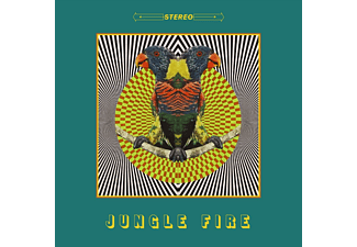 Jungle Fire - Jungle Fire  - (CD)