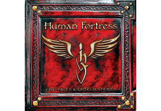 Human Fortress - EPIC TALES And UNTOLD STORIES  - (Vinyl)