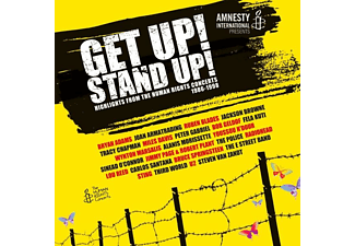 VARIOUS - GET UP STAND UP  - (CD)
