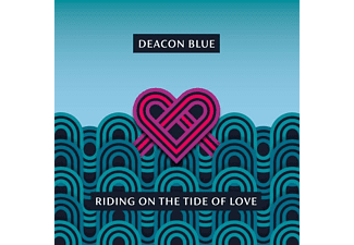 Deacon Blue - RIDING ON THE TIDE OF LOVE  - (CD)