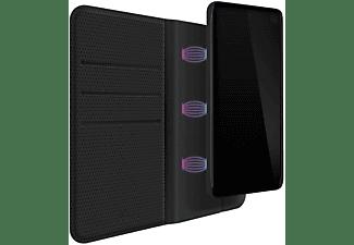 BLACK ROCK 2in1, Bookcover, Samsung, Galaxy A42 5G, Schwarz
