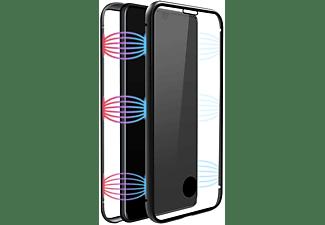 BLACK ROCK 360° Glass, Full Cover, Samsung, Galaxy A42 5G, Schwarz