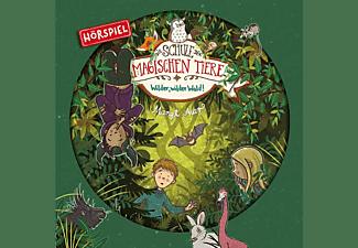 Die Schule Der Magischen Tiere - 11: Wilder,Wilder Wald! (Hörspiel)  - (CD)