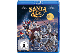 Santa & Co. - Wer rettet Weihnachten? Blu-ray