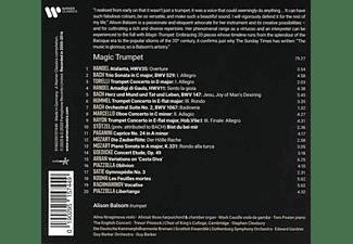 Alison Balsom - Magic Trumpet  - (CD)