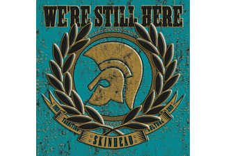 VARIOUS - Skinhead-We're Still Here (Limited CD)  - (CD)