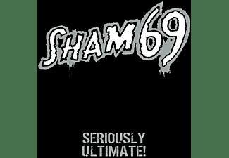 Sham 69 - Seriously Ultimate (Ltd.Gtf.Black 2LP)  - (Vinyl)