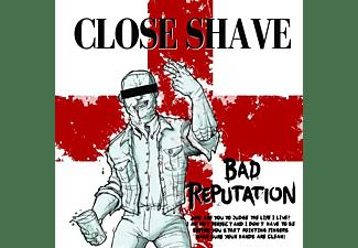 Close Shave - Bad Reputation (Ltd.White/Red Vinyl)  - (Vinyl)