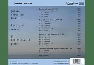 Jill Crossland - KEYBOARD WORKS  - (CD)
