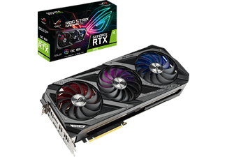 ASUS GeForce RTX™ 3070 ROG Strix Gaming OC 8GB (90YV0FR1-M0NA00) (NVIDIA, Grafikkarte)