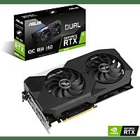 ASUS GeForce RTX™ 3070 Dual OC 8GB (90YV0FQ0-M0NA00) (NVIDIA, Grafikkarte)