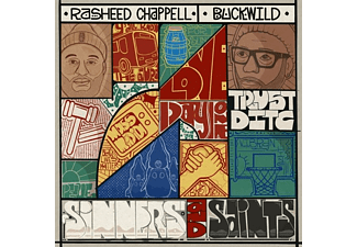 Rasheed & Buckwild Chappell - SINNERS AND SAINTS  - (CD)