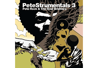 Pete Rock - PETESTRUMENTALS 3  - (CD)