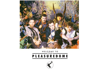 Frankie Goes To Hollywood - Welcome To The Pleasuredome  - (CD)