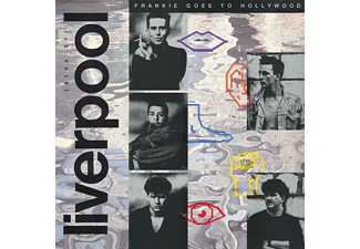 Frankie Goes To Hollywood - Liverpool (Vinyl)  - (Vinyl)
