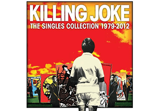 Killing Joke - Singles Collection 1979 - 2012  - (Vinyl)
