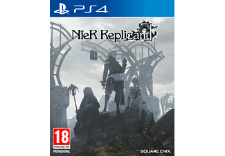 Nier Replicant Ver. 1.22474487139... NL/FR PS4