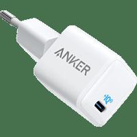 ANKER AK-A2633G22 USB-Ladegerät iPhone, Samsung u.a. 20 W, Weiß