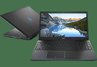 DELL G3 3500, Gaming Notebook mit 15,6 Zoll Display, Core™ i7 Prozessor, 16 GB RAM, 512 GB SSD, GeForce RTX™ 2060, Schwarz