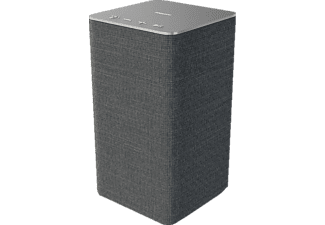 PHILIPS W6205 Bluetooth Lautsprecher App-steuerbar, Bluetooth, Grau