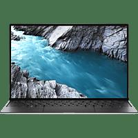 DELL XPS 9300, Notebook mit 13,4 Zoll Display, Core™ i7 Prozessor, 8 GB RAM, 512 GB SSD, Intel® Iris™ Plus Grafik, Schwarz/Platinsilber