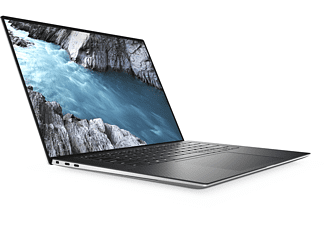 DELL XPS 9500, Notebook mit 15,6 Zoll Display Touchscreen, Intel® Core™ i7 Prozessor, 16 GB RAM, 512 GB SSD, GeForce® GTX 1650 Ti, Schwarz/Silber