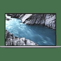 DELL XPS 9500, Notebook mit 15,6 Zoll Display Touchscreen, Core™ i7 Prozessor, 16 GB RAM, 512 GB SSD, GeForce® GTX 1650 Ti, Schwarz/Silber
