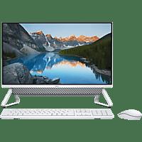 DELL Inspiron 5490, All-in-One PC mit 23,8 Zoll Display, Core™ i5 Prozessor, 8 GB RAM, 512 GB SSD, Intel® UHD Grafik, Silber
