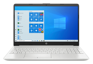 "Portátil - HP 15-dw1028ns, 15.6"" FHD, Intel® Core™ i5-10210U, 8 GB, 512 GB SSD, W10 Home, Plata"