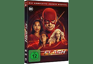 The Flash: Staffel 6 DVD