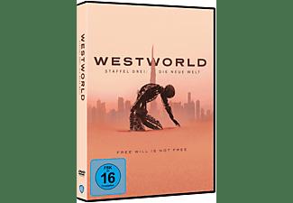 Westworld - Season 3: Die neue Welt DVD