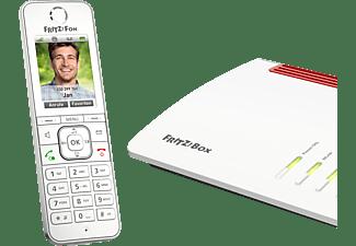 AVM FRITZ!Box 7590 + FRITZ!Fon C6 WLAN Router + Mobiltelefon 2533 Gbit/s