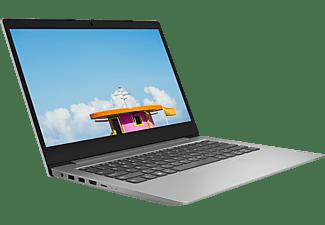 LENOVO IP 1 14ADA05 3050E/4GB/128GB SSD, Notebook mit 14 Zoll Display, Athlon Silver Prozessor, 4 GB RAM, 128 GB SSD, AMD Radeon Grafik, Platinsilber