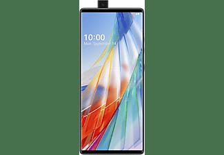 LG Wing 128 GB Aurora Grau Dual SIM