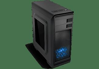 REACONDICIONADO PC gaming - PC Clon, Intel® Core™ i3-9100F, 16 GB, 1 TB HDD, 240 GB SSD, GeForce GTX1050, FDOS