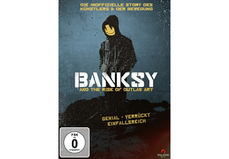 BANKSY and the Rise of Outlaw Art DVD