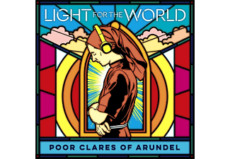 Poor Clare Sisters Arundel - Light for the World  - (CD)