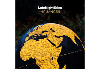 Khruangbin, VARIOUS - Late Night Tales  - (CD)