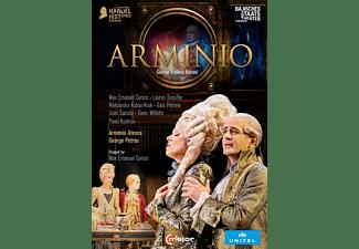 Petrou/Cencic/Petron - Arminio  - (DVD)