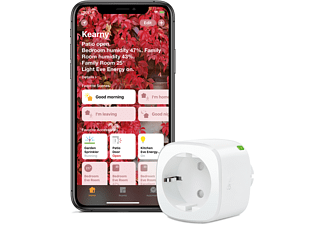 EVE Energy - Smarte Steckdose, Bluetooth, Thread, Verbrauchsmessung