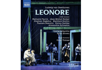 Paulin/Richer/Hegedus/Opera Lafayette Orch/Brown/+ - Leonore [Blu-ray]  - (Blu-ray)