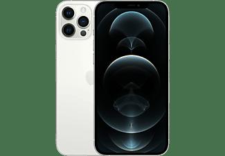 APPLE iPhone 12 Pro Max 128 GB Silber Dual SIM