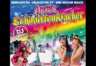 VARIOUS - DJ Gerry präsentiert Apres Schihüttenkracher  - (CD)